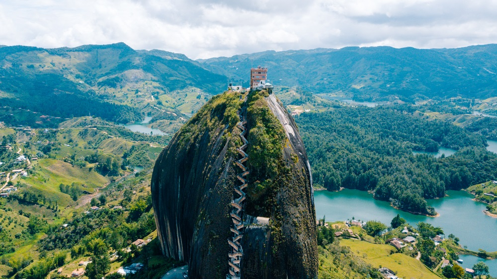 Guatape Kolumbia