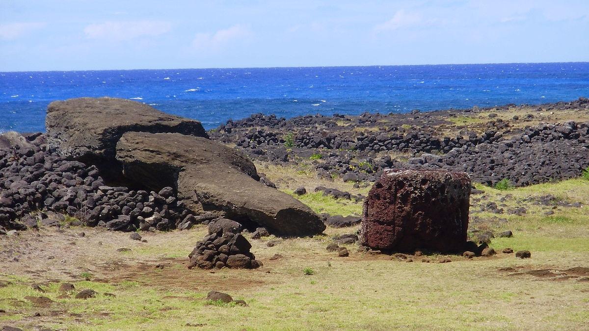 Moai Paro húsvét szigetek