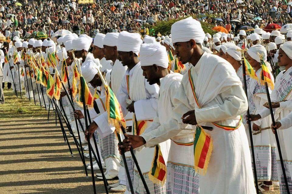 Karácsony Etiópiában