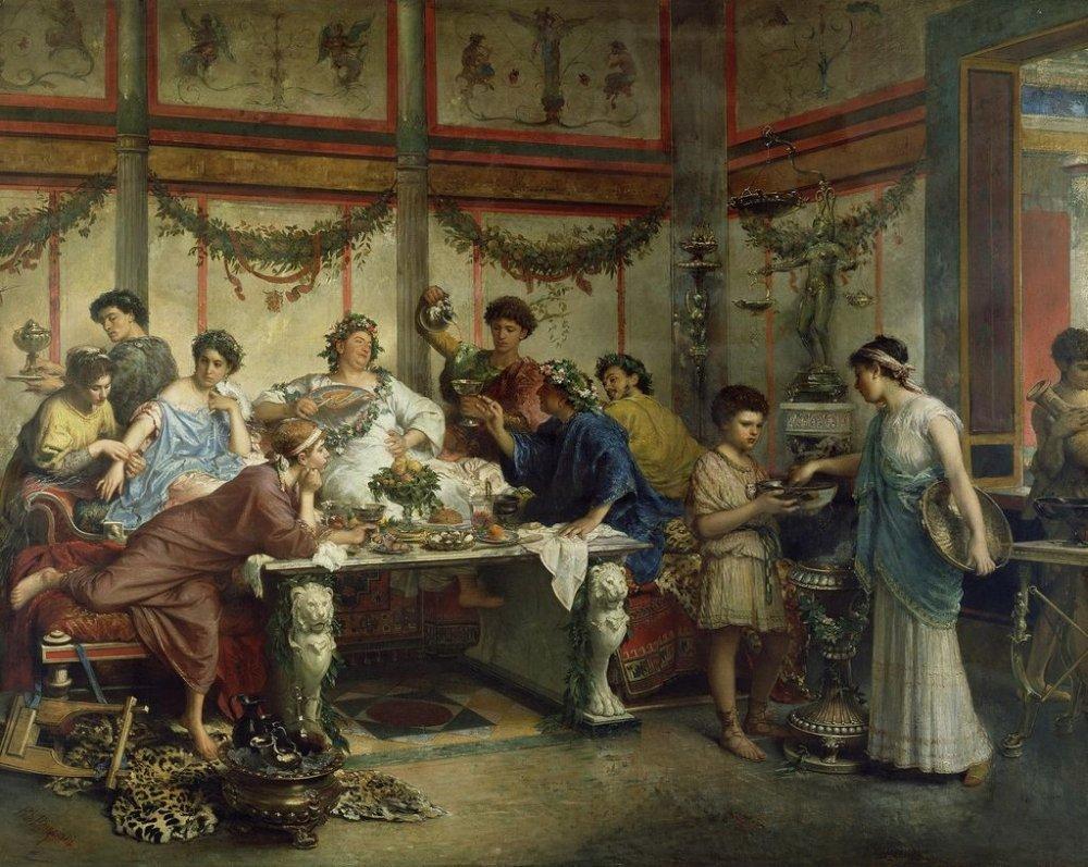 szaturnália az ókori rómában