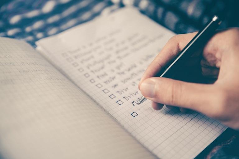 Készíts bevásárló listát hogy spórolhass