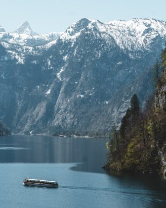 Königsee Berchtesgaden Bajor-Alpok
