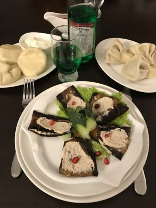 grúz ételek fogások
