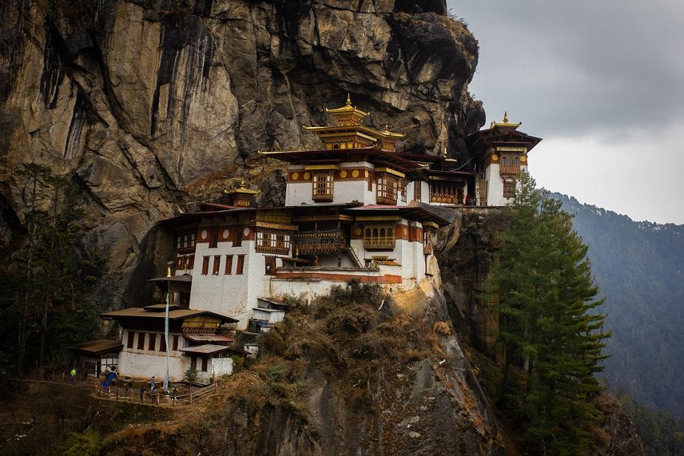 Hogyan lehet bejutni Bhutánba