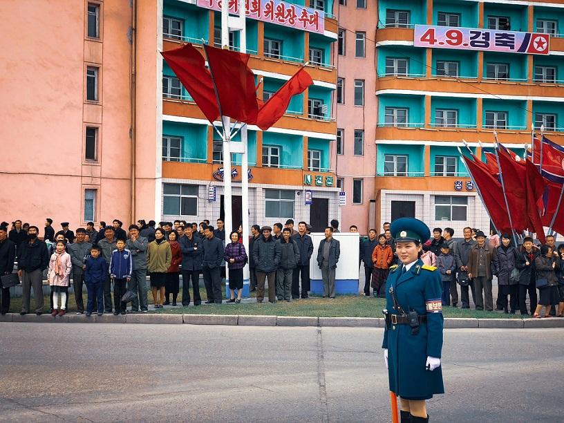 Hogyan lehet bejutni Észak-Koreába