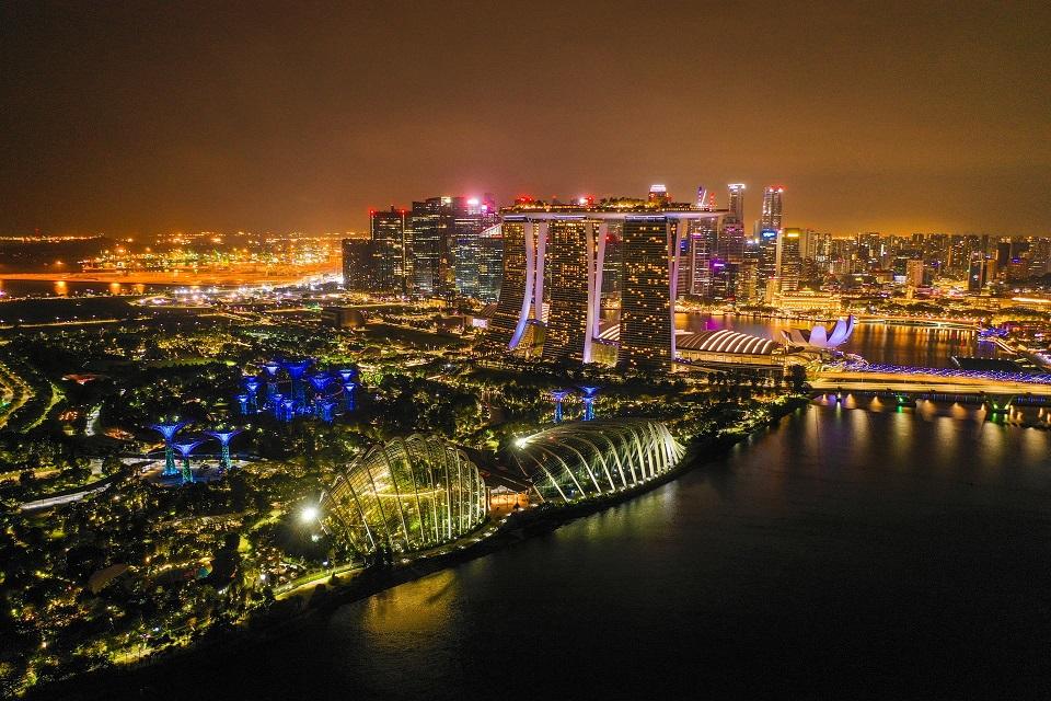 Tilos rágózni Szingapúrban