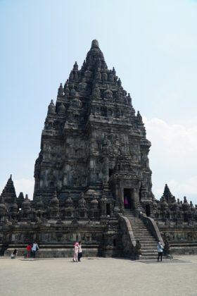 Prambanan Yogyakarta hindu templom Jáva Indonézia