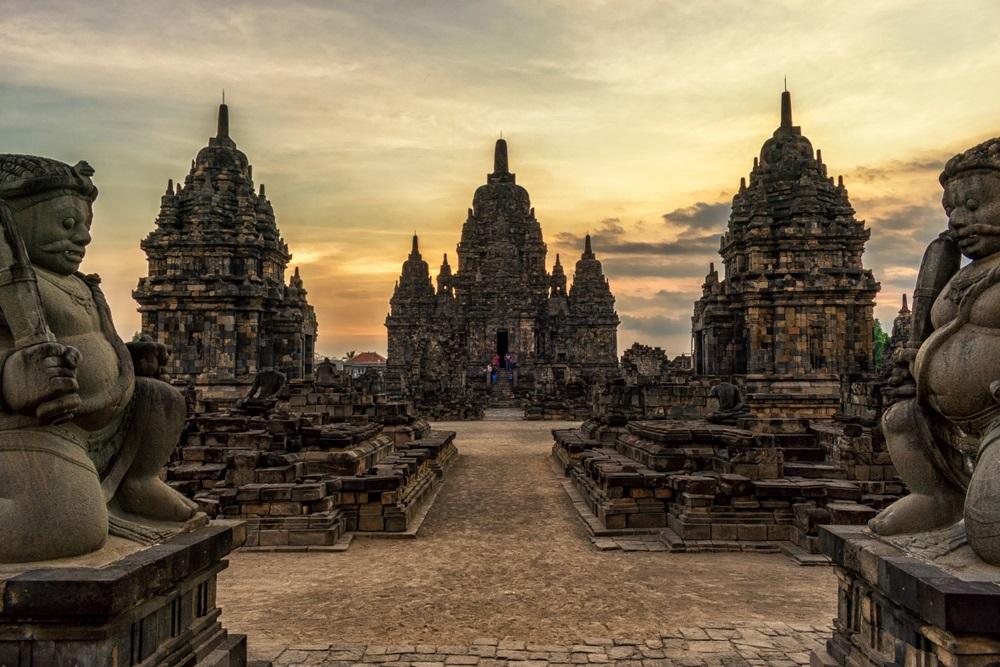Prambanan Yogyakarta Indonézia
