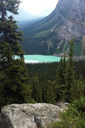 Kanada Sziklás hegység kalandutazás 1 Lake Luise