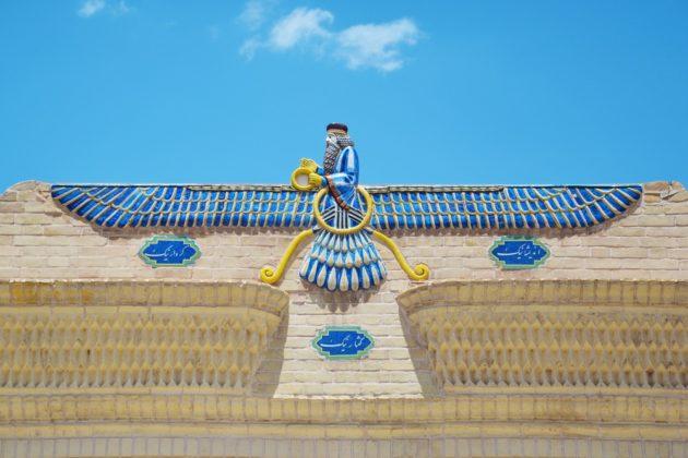zoroasztrizmus irán vallás perzsa