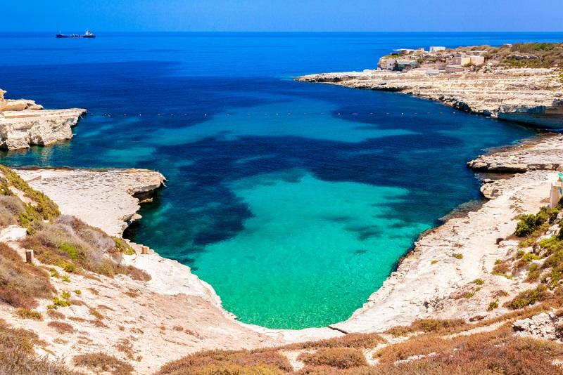 Szent Péter medence Málta