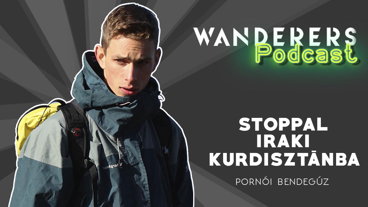 stoppal iraki kurdisztánba utazós podcast