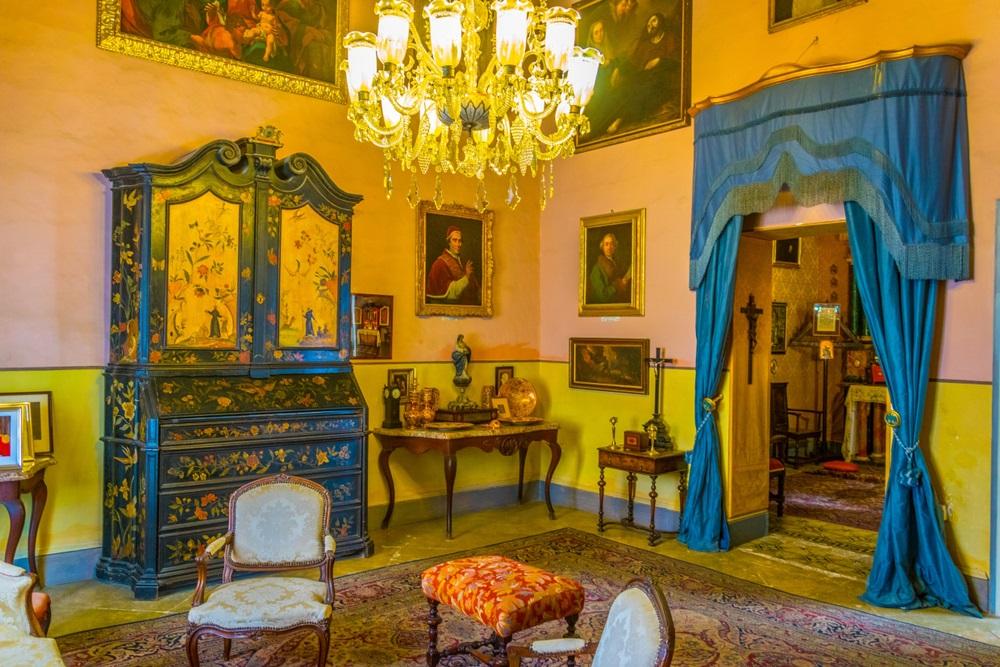 Casa Rocca Piccola Málta Valletta nevezetességei és látnivalói