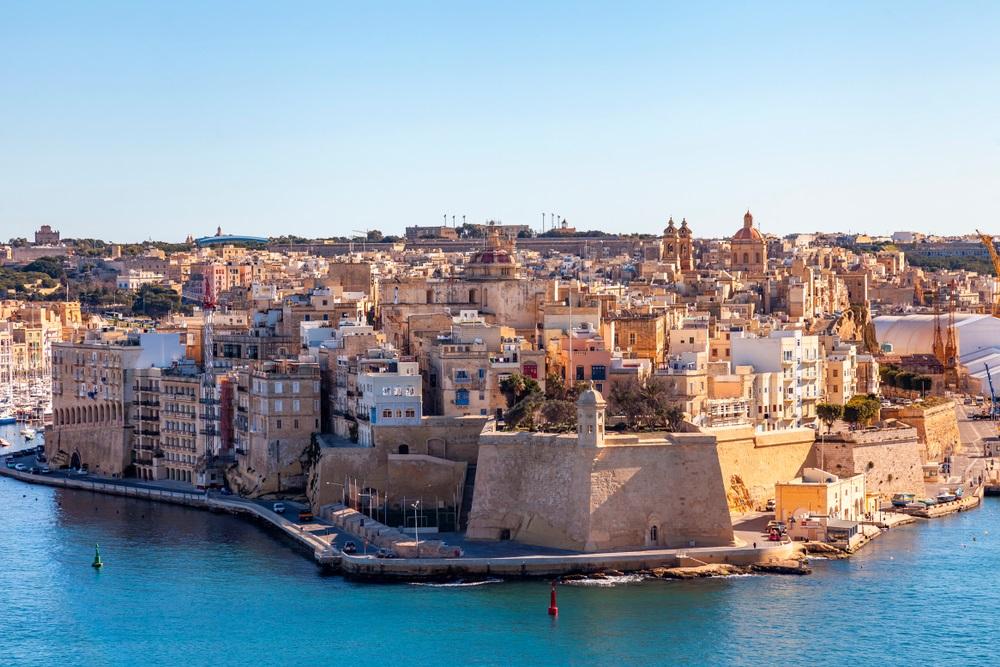 Három város Three Cities Málta Valletta látnivalók