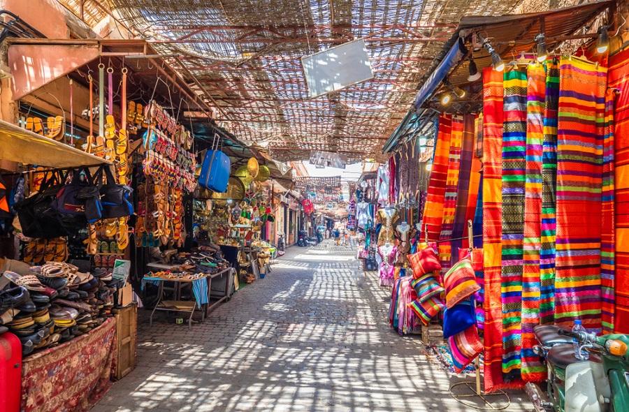 Kisokos a marokkói piacokhoz