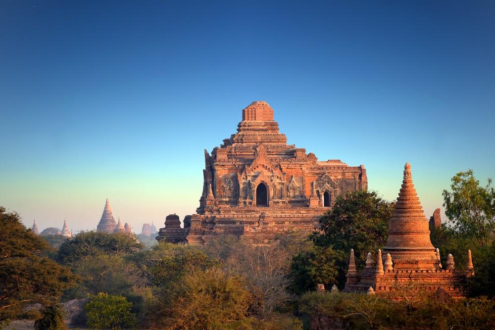 Mianmar Burma Bagan látnivalók Ázsiai utazás