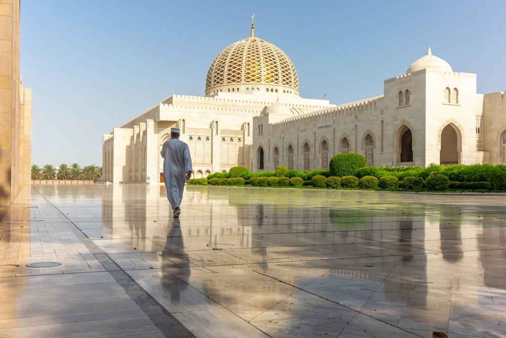 Omán muszkati nagymecset