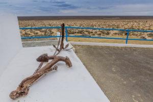 az Aral-tó visszatér