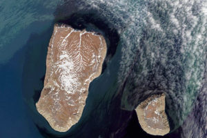 Diomede-szigetek - tegnap és holnap határa