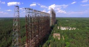 Duga radar az orosz fakopáncs