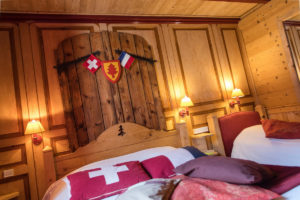 Hotel Arbez a francia-svájci határon