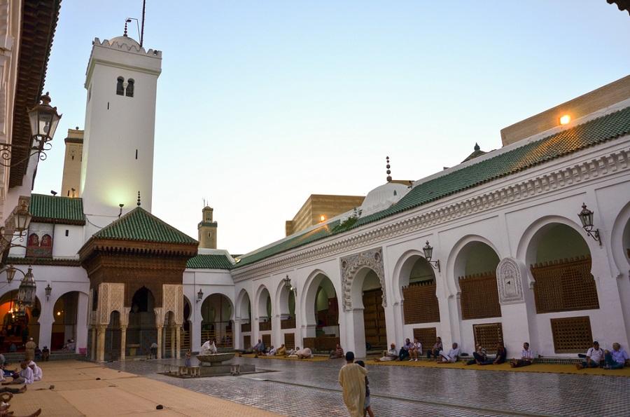 Fes Al-Quaraouiyine mecset