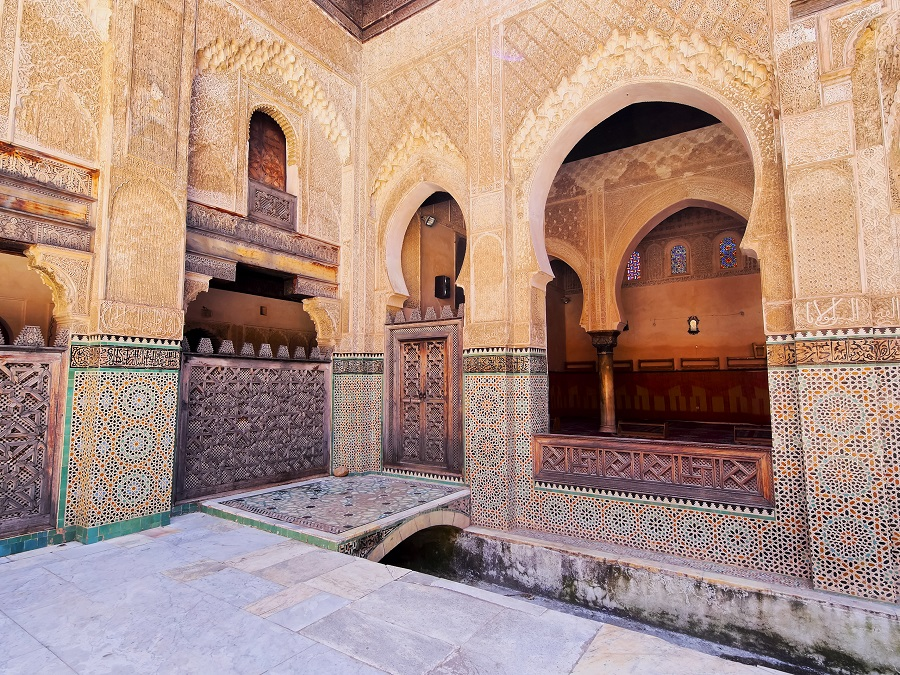 Fez Bou Inania Madrasa