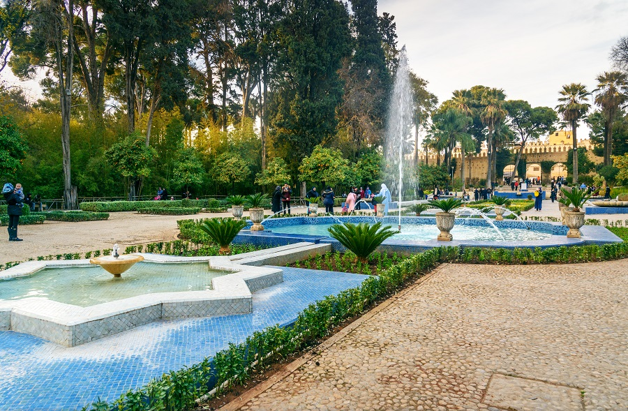 Fez Jardin Jnan Sbil