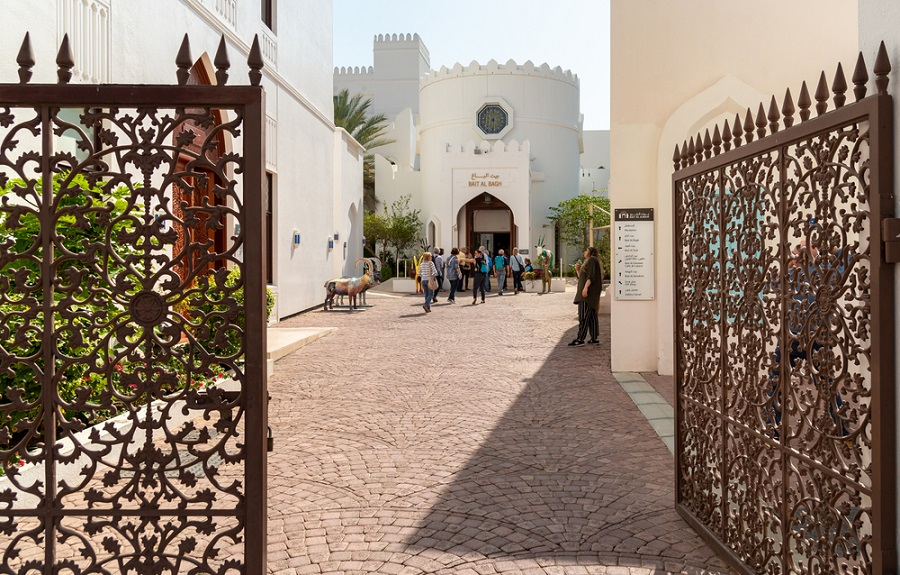 Bait al-Zubair omán maszkat látnivalók