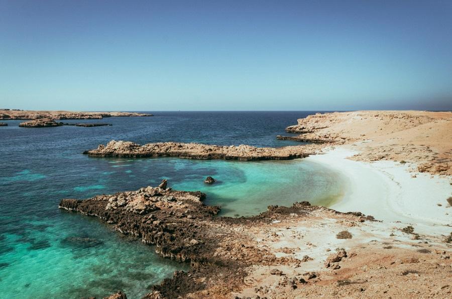 daymaniyat szigetek tengerpart omán maszkat látnivalók