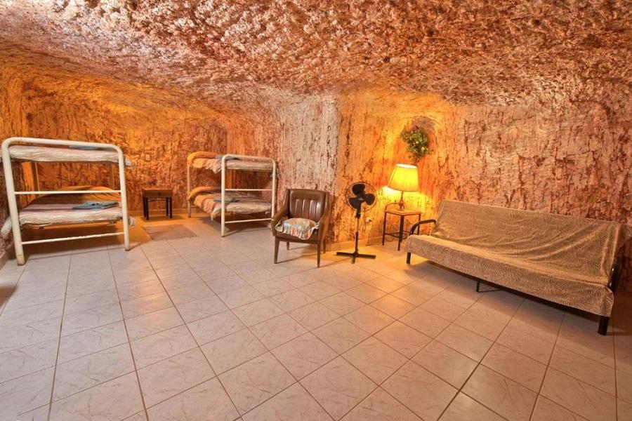 extrém hostelek - Radeka Downunder Dugout