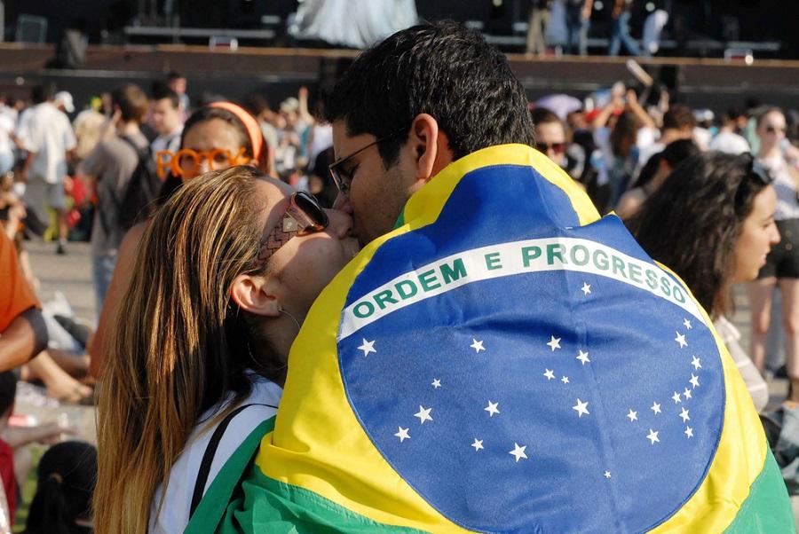 Randizási szokások - Brazília