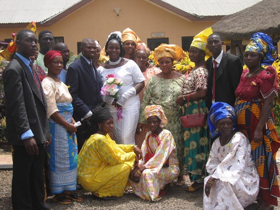 Randizási szokások - Nigéria