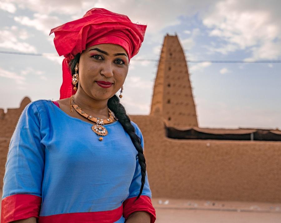 tuareg nő társadalom vezetők